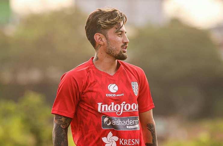Stefano Lilipaly - Bali United - @baliunitedfc 2