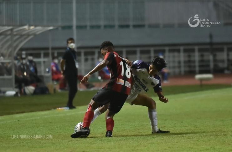 Jacksen F Tiago Merinding Lihat Persipura Meski Kalah dari Persita